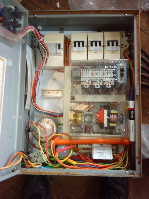 BOILER SWITCHBOARD For Sale NZ Used