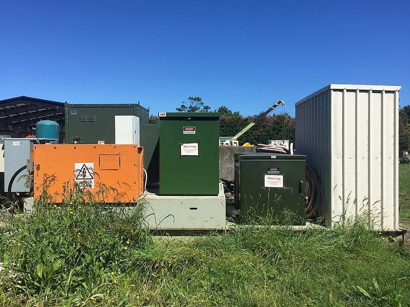 Used 1 35MW ELECTRICAL SUBSTATION For Sale NZ